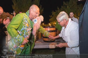 Rencontre a la campagne - Gery Keszlers Bauernhof, Burgenland - Sa 04.09.2021 - Gery KESZLER, Jazz GITTI74