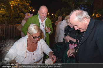 Rencontre a la campagne - Gery Keszlers Bauernhof, Burgenland - Sa 04.09.2021 - Jazz GITTI, Kardinal Christoph SCHÖNBORN77