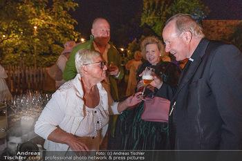 Rencontre a la campagne - Gery Keszlers Bauernhof, Burgenland - Sa 04.09.2021 - Jazz GITTI, Kardinal Christoph SCHÖNBORN78