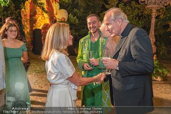 Rencontre a la campagne - Gery Keszlers Bauernhof, Burgenland - Sa 04.09.2021 - Kardinal Christoph SCHÖNBORN, Irene STRÖCK87