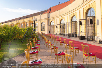 Runway Fashion Day - Schloss Schönbrunn, Wien - Di 07.09.2021 - Eventlocation2
