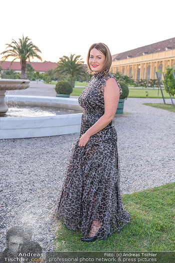 Runway Fashion Day - Schloss Schönbrunn, Wien - Di 07.09.2021 - Sabine APFOLTERER18