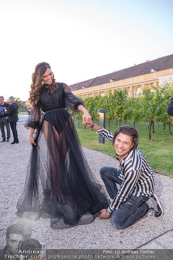 Runway Fashion Day - Schloss Schönbrunn, Wien - Di 07.09.2021 - Lili PAUL-RONCALLI, Alexis F. GONZALEZ34