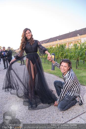 Runway Fashion Day - Schloss Schönbrunn, Wien - Di 07.09.2021 - Lili PAUL-RONCALLI, Alexis F. GONZALEZ35