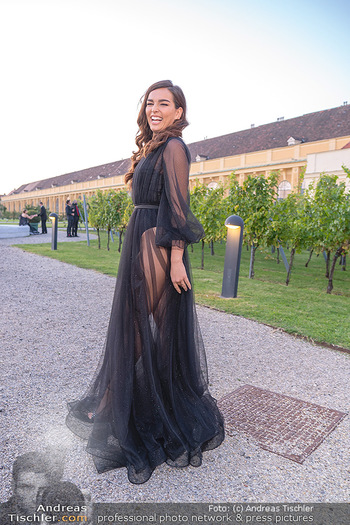 Runway Fashion Day - Schloss Schönbrunn, Wien - Di 07.09.2021 - Lili PAUL-RONCALLI41
