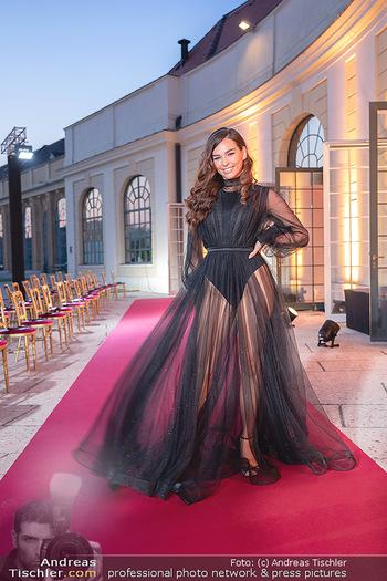 Runway Fashion Day - Schloss Schönbrunn, Wien - Di 07.09.2021 - Lili PAUL-RONCALLI52