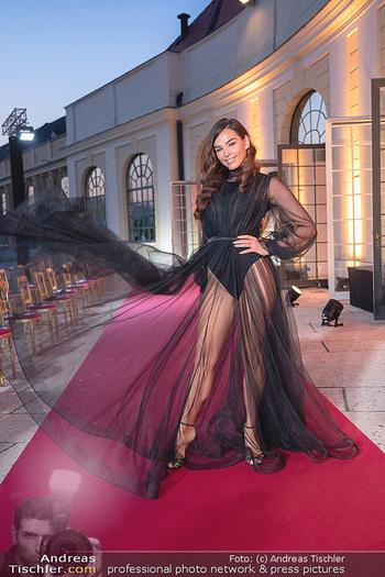 Runway Fashion Day - Schloss Schönbrunn, Wien - Di 07.09.2021 - Lili PAUL-RONCALLI56