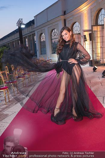 Runway Fashion Day - Schloss Schönbrunn, Wien - Di 07.09.2021 - Lili PAUL-RONCALLI59