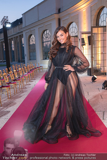 Runway Fashion Day - Schloss Schönbrunn, Wien - Di 07.09.2021 - Lili PAUL-RONCALLI61