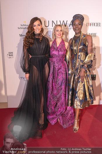 Runway Fashion Day - Schloss Schönbrunn, Wien - Di 07.09.2021 - Silvia SCHNEIDER, Lili PAUL-RONCALLI, Doretta CARTER66