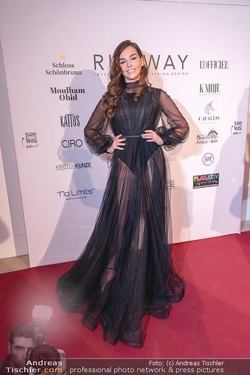 Runway Fashion Day - Schloss Schönbrunn, Wien - Di 07.09.2021 - Lili PAUL-RONCALLI67
