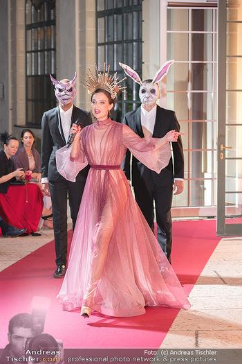 Runway Fashion Day - Schloss Schönbrunn, Wien - Di 07.09.2021 - Nina DE LIANIN109