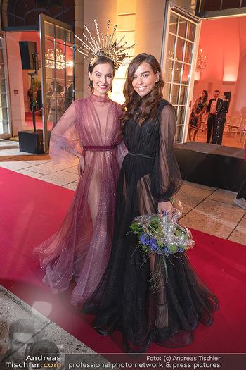 Runway Fashion Day - Schloss Schönbrunn, Wien - Di 07.09.2021 - Nina DE LIANIN, Lili PAUL-RONCALLI115
