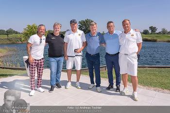 Promi Golfturnier - Diamond Country Club Atzenbrugg, NÖ - Mi 08.09.2021 - F SCHINKELS, A OGRIS, H FEURER, J DEGEORGI, M ZSAK, A KOCH (Rapi1