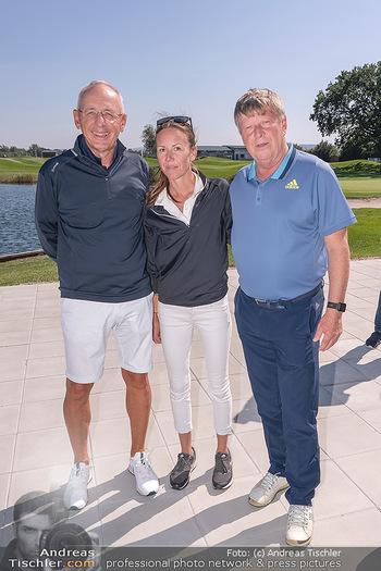 Promi Golfturnier - Diamond Country Club Atzenbrugg, NÖ - Mi 08.09.2021 - Josef OISTRIC, Judith LACKNER, Josef DEGEORGI7