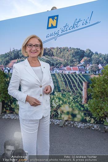 Mikl-Leitner Heurigenempfang - Der Fuchs Heuriger, Maria Enzersdorf - Do 09.09.2021 - Johanna MIKL-LEITNER4