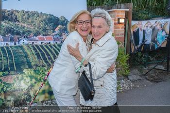 Mikl-Leitner Heurigenempfang - Der Fuchs Heuriger, Maria Enzersdorf - Do 09.09.2021 - Waltraud HAAS, Johanna MIKL-LEITNER16