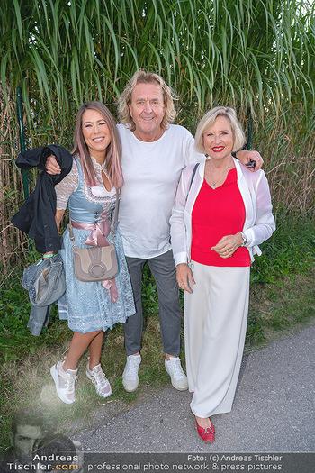 Mikl-Leitner Heurigenempfang - Der Fuchs Heuriger, Maria Enzersdorf - Do 09.09.2021 - Simone STELZER, Charly BRUNNER, Elisabeth ENGSTLER38