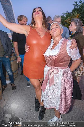 Mikl-Leitner Heurigenempfang - Der Fuchs Heuriger, Maria Enzersdorf - Do 09.09.2021 - Natalia USHAKOVA, Jazz GITTI61