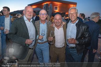 Mikl-Leitner Heurigenempfang - Der Fuchs Heuriger, Maria Enzersdorf - Do 09.09.2021 - Manfred AINEDTER, Kurt MANN, Christoph FÄLBL, Gerhard ZADROBILE73