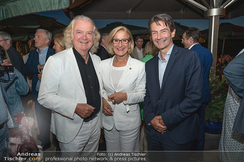 Mikl-Leitner Heurigenempfang - Der Fuchs Heuriger, Maria Enzersdorf - Do 09.09.2021 - Peter HOFBAUER, Roland WEIßMANN (WEISSMANN), Johanna MIKL-LEITN77