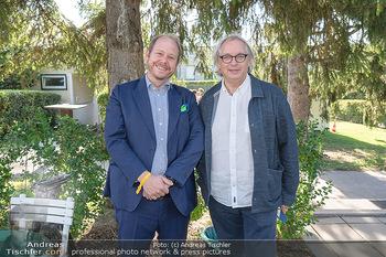 ORF Serienmontag Pressetermin - Interspot Filmstudios - Fr 10.09.2021 - Niki KLINGOHR, Danny KRAUSZ8