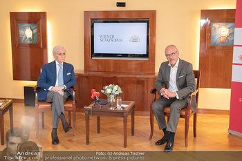 Jose Carreras Pressetermin - Chopard - Sa 11.09.2021 - 38