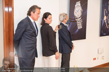 Jose Carreras Pressetermin - Chopard - Sa 11.09.2021 - 44