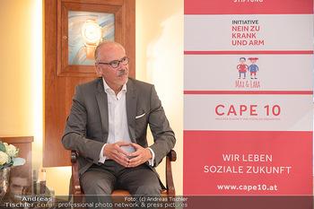Jose Carreras Pressetermin - Chopard - Sa 11.09.2021 - Siegfried MERYN (cape 10)51