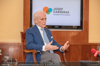 Jose Carreras Pressetermin - Chopard - Sa 11.09.2021 - Jose CARRERAS53