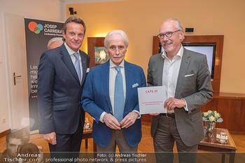 Jose Carreras Pressetermin - Chopard - Sa 11.09.2021 - Thomas KOBLMÜLLER, Siegfried MERYN, Jose CARRERAS63