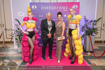 Diversity Ball - Kursalon Hübner, Wien - Sa 11.09.2021 - 17