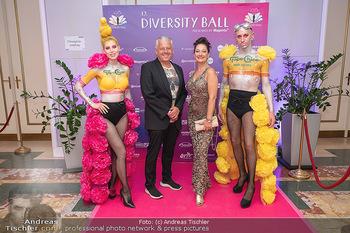 Diversity Ball - Kursalon Hübner, Wien - Sa 11.09.2021 - 18