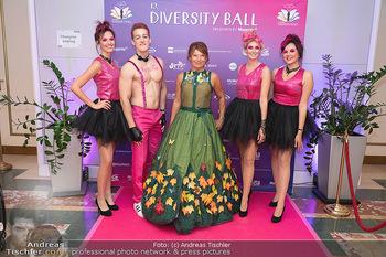 Diversity Ball - Kursalon Hübner, Wien - Sa 11.09.2021 - 23