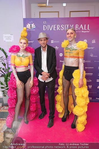 Diversity Ball - Kursalon Hübner, Wien - Sa 11.09.2021 - 35