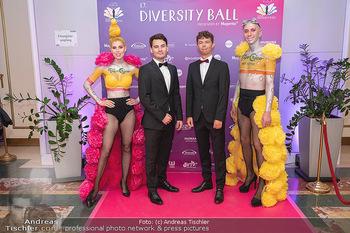 Diversity Ball - Kursalon Hübner, Wien - Sa 11.09.2021 - 38