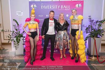 Diversity Ball - Kursalon Hübner, Wien - Sa 11.09.2021 - 40