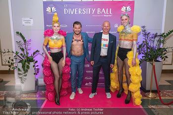 Diversity Ball - Kursalon Hübner, Wien - Sa 11.09.2021 - 44