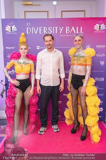 Diversity Ball - Kursalon Hübner, Wien - Sa 11.09.2021 - Darko MARKOVIC52