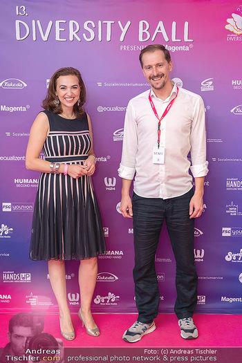 Diversity Ball - Kursalon Hübner, Wien - Sa 11.09.2021 - Alma ZADIC, Darko MARKOVIC63