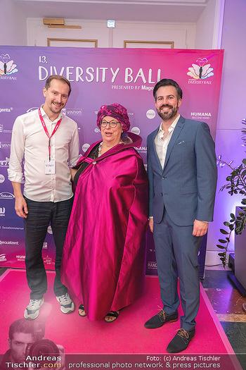 Diversity Ball - Kursalon Hübner, Wien - Sa 11.09.2021 - 172