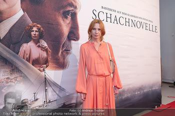 Kinopremiere ´Die Schachnovelle´ - Urania Kino - Mo 13.09.2021 - Birgit MINICHMAYR1