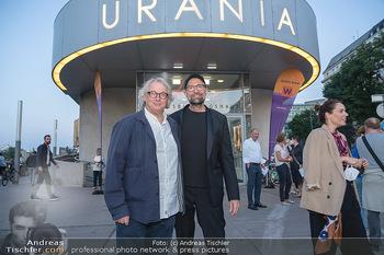 Kinopremiere ´Die Schachnovelle´ - Urania Kino - Mo 13.09.2021 - Danny KRAUSZ, Philipp STÖLZL3