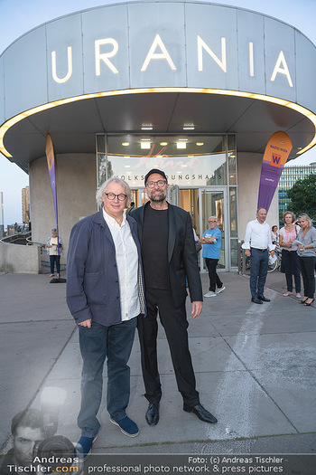Kinopremiere ´Die Schachnovelle´ - Urania Kino - Mo 13.09.2021 - Danny KRAUSZ, Philipp STÖLZL4