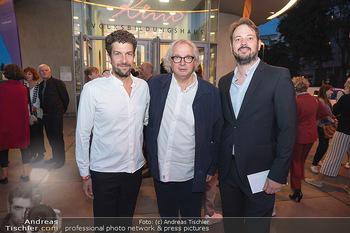 Kinopremiere ´Die Schachnovelle´ - Urania Kino - Mo 13.09.2021 - Philipp WORM, Danny KRAUSZ, Tobias WALKER17