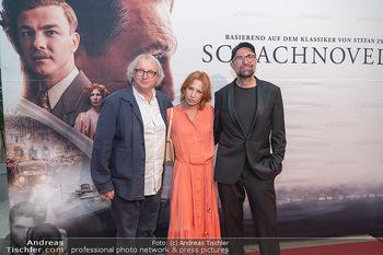 Kinopremiere ´Die Schachnovelle´ - Urania Kino - Mo 13.09.2021 - Birgit MINICHMAYR, Danny KRAUSZ, Philipp STÖLZL32