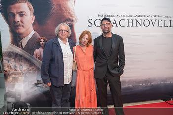 Kinopremiere ´Die Schachnovelle´ - Urania Kino - Mo 13.09.2021 - Birgit MINICHMAYR, Danny KRAUSZ, Philipp STÖLZL33