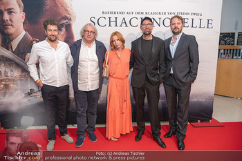 Kinopremiere ´Die Schachnovelle´ - Urania Kino - Mo 13.09.2021 - Birgit MINICHMAYR, Danny KRAUSZ, Philipp STÖLZL, Philipp WORM, 34