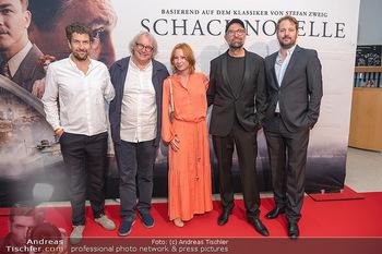 Kinopremiere ´Die Schachnovelle´ - Urania Kino - Mo 13.09.2021 - Birgit MINICHMAYR, Danny KRAUSZ, Philipp STÖLZL, Philipp WORM, 35