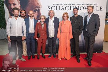 Kinopremiere ´Die Schachnovelle´ - Urania Kino - Mo 13.09.2021 - 36